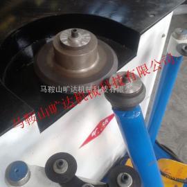 虾米弯头机 圆管接头机价格 风管弯头机厂家