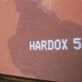 广州hardox500耐磨板――就是'抗冲击'