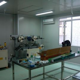 广州微电子车间装修,广州丝印厂公司无尘装修,广州工程