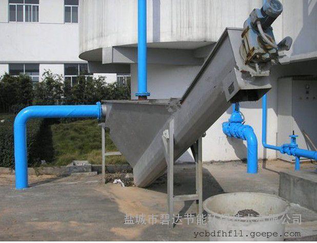 江苏碧达砂水分离器 结构紧凑重量轻