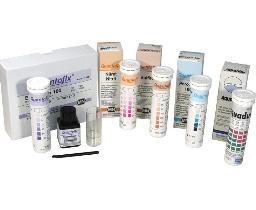 专用水硬度快速检测   水硬度测试纸标准