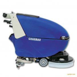 常州悦朗YLB002 电线式自动洗地吸干机