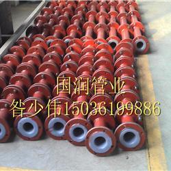 衬塑复合钢管供应厂家