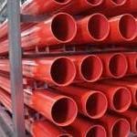 涂塑钢管_电力涂塑钢管DN100*3.5