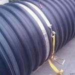 HDPE钢带增强螺旋波纹管_湖南金杰钢带增强螺旋波纹管