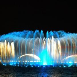 河南旱喷 跳泉 景观喷泉 程控 水幕电影工程安装
