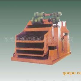 海卓供应不锈钢直线筛 碳钢直线筛 高产量筛分机