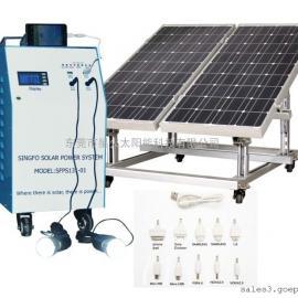 500W太阳能发电系统:太阳能发电:光伏发电系统:太阳能离网系统
