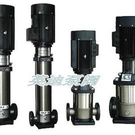 CDLF不锈钢离心多级泵|立式耐腐蚀清水泵|多级立式离心泵