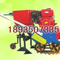 小型播种机,多功能汽油施肥机