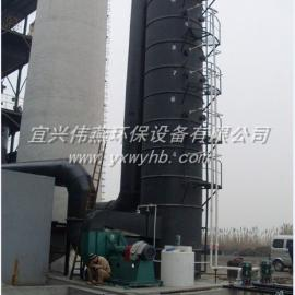 XL型旋流式水膜脱硫除尘器
