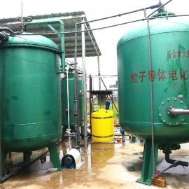 线路板废水处理回用方案