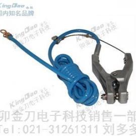 KD-1201A防静电接地夹