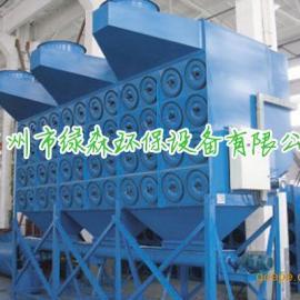河源陶瓷工业粉尘处理滤筒除尘器