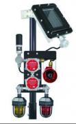 化工园区周界无线有毒气体泄漏及扩散检测系统无线气体检测仪