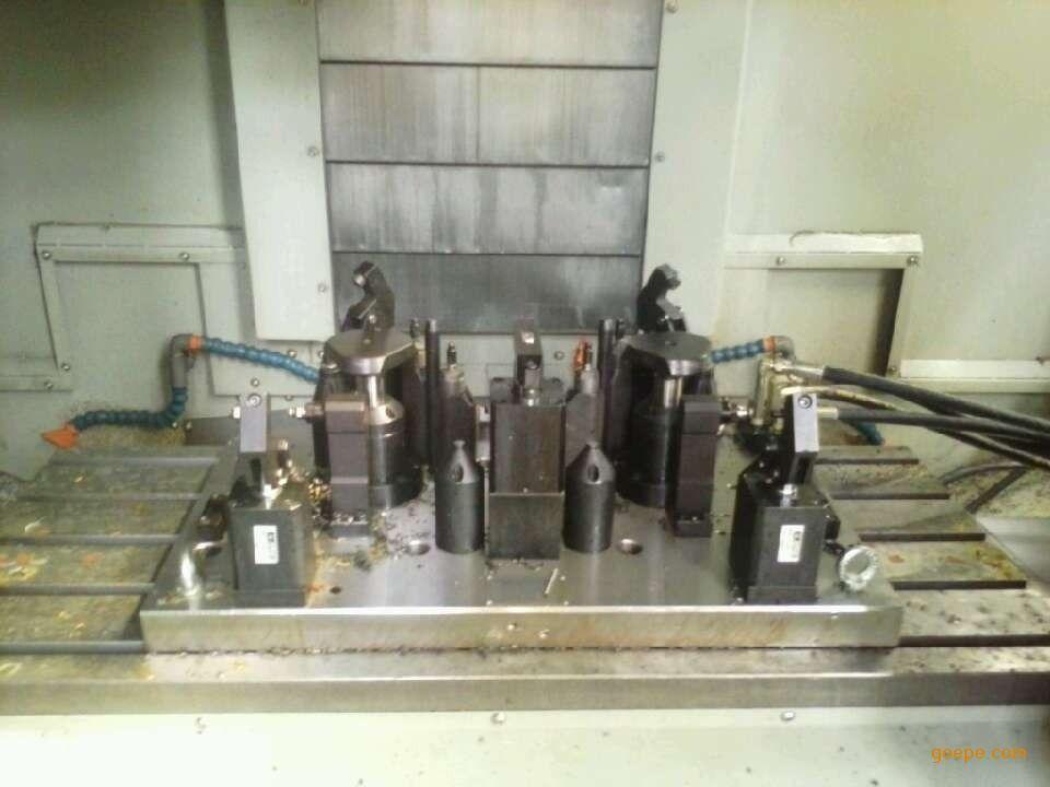 液压夹具 mc夹治具 转向节液压夹具 四轴夹具