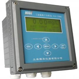 上海在线氯离子浓度计-氯离子计在线测定仪(中文智能型)