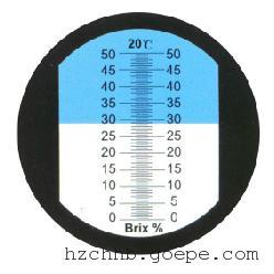 0-50%皂化液浓度检测仪 水比例测量切削液 淬火液防锈剂