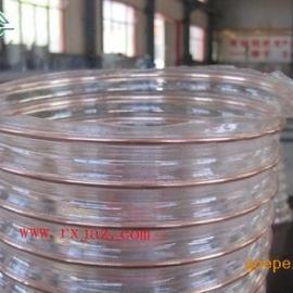 不含塑化剂PU钢丝抽排管厂家