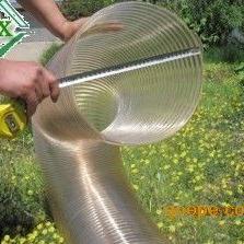 不含塑化剂PU钢丝除尘管厂家