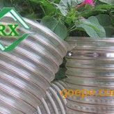 不含塑化剂PU钢丝放矢围绕管厂家