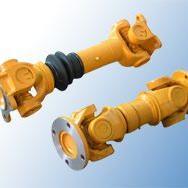 SWC100BH标准焊接式可伸缩万向传动轴