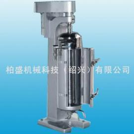 GF105R油水三相分离100-500升/小时型管式离心机