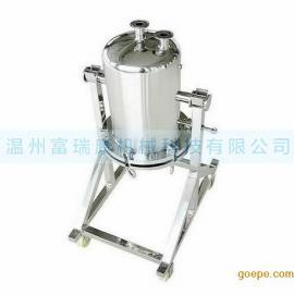 TI系列不锈钢卫生钛棒过滤器,砂棒砂芯过滤器,保温过滤器