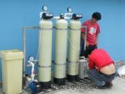 井水发黄出铁锰设备公司(免费安装调试)提供