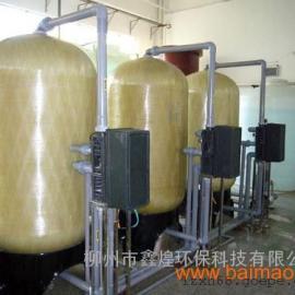小型井水处理铁锰设备(鑫煌水处理公司)