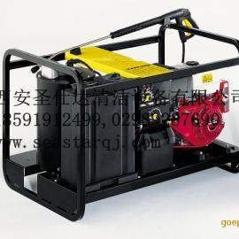 HDS1000DE柴油热水高压清洗机,凯驰野外热水清洗机
