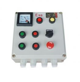 防爆按钮控制箱 铝合金材质