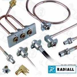 专业销售法国RADIALL连接器
