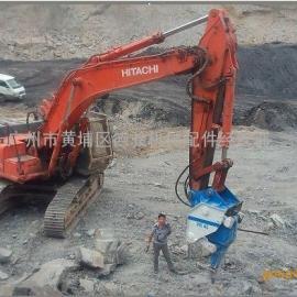 香港啄石鸟高频破碎锤VR45高效率冲击能量破碎锤