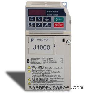 安川变频器J1000