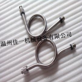 温州产不锈钢仪表缓冲管(压力表弯管)