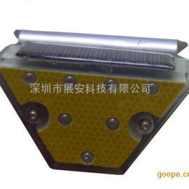 太阳能轮廓标 双面太阳能轮廓标
