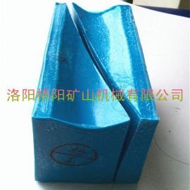桥阳矿山供应PVC天轮衬块优质耐磨