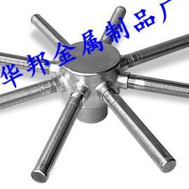 华邦离子交换器滤芯 不锈钢重油过滤器