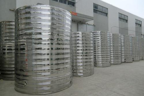 立式太阳能保温水箱-立式太阳能保温水箱-不锈钢太阳