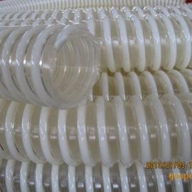 上海*好的不含塑化��PU塑�M螺旋管