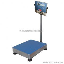 常熟100kg标准电池可拆卸防爆标记原子秤