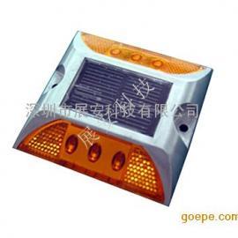 太阳能道钉灯 塑料太阳能道钉 塑料道钉 太阳能道钉
