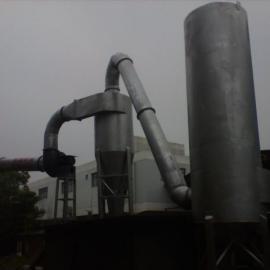 木工旋风干湿法组合式中央除尘系统木工旋风干湿法组合式除尘器