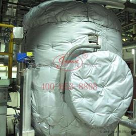 LNG气瓶保温套