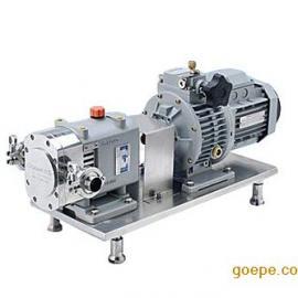 不锈钢医药级凸轮转子泵
