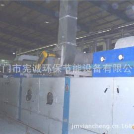 定型机烟气净化处理回收热量