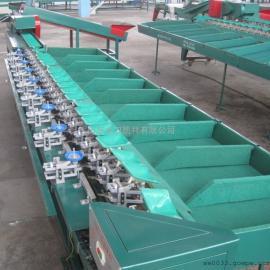 凯祥牌河蟹分选机,河蟹重量分级机,分选河蟹重量的设备