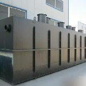 山东威海二氧化氯发生器地埋式一体化污水处理设备
