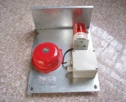 水泥厂专用启动信号板